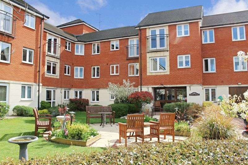 2 Bedrooms Retirement Property for sale in Royce House, Peterborough, PE7 8GY