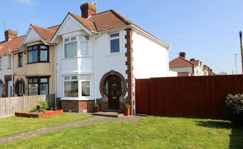 3 Bedrooms End Of Terrace House for sale in Bath Road, Bridgwater TA6