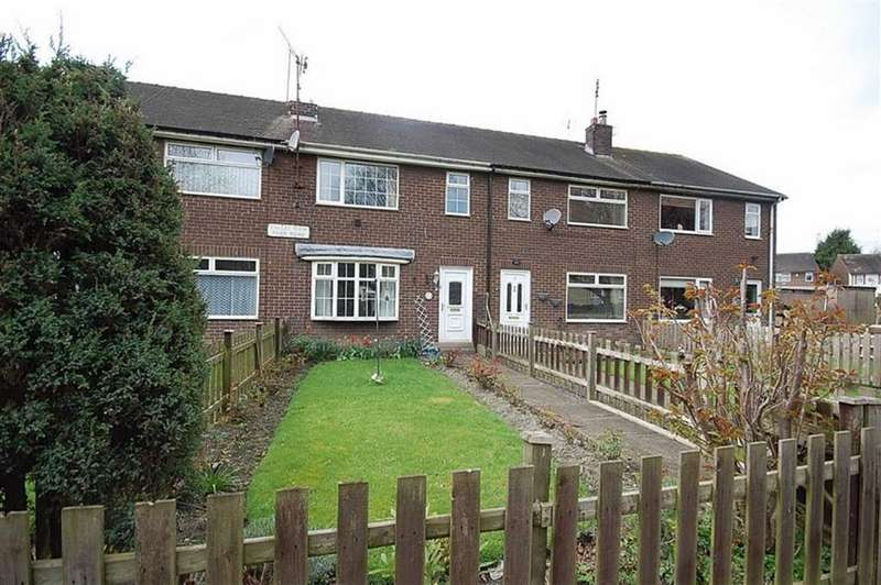 3 Bedrooms Town House for sale in Valley View, Elland, HX5