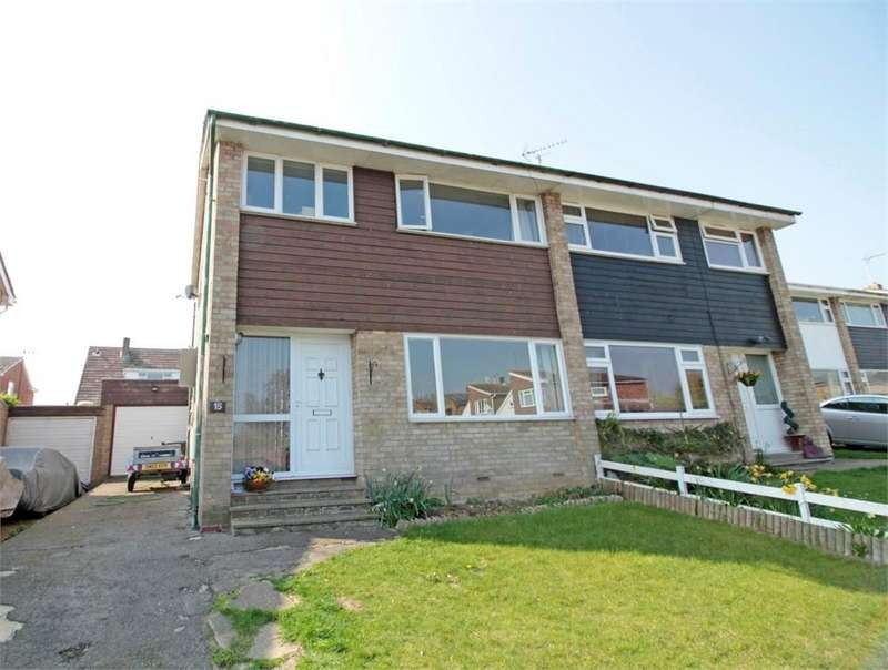 3 Bedrooms Semi Detached House for sale in Thurstable Road, Tollesbury, MALDON, Essex