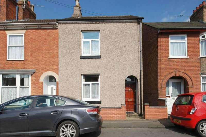 2 Bedrooms End Of Terrace House for sale in Bridget Street, New Bilton, RUGBY, Warwickshire