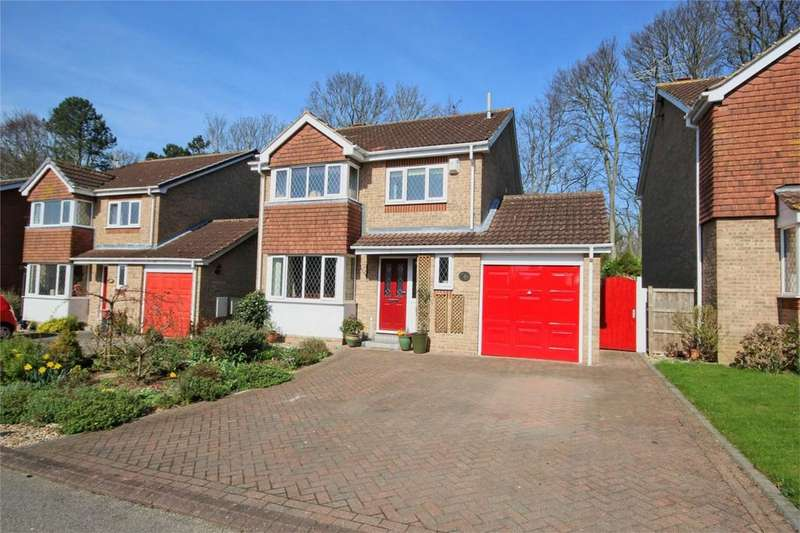 4 Bedrooms Detached House for sale in Highwood, Driffield, East Riding of Yorkshire