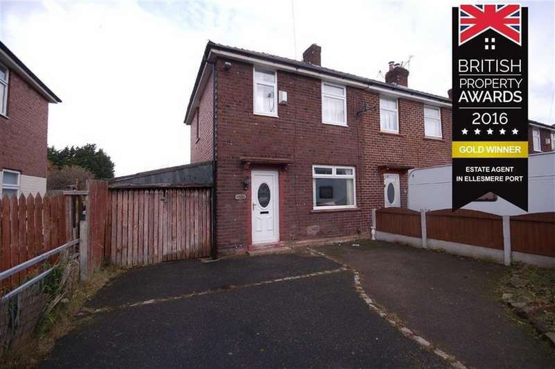 3 Bedrooms Town House for sale in Princes Road, Ellesmere Port