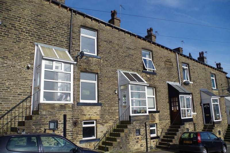 2 Bedrooms Terraced House for sale in Darcey Hey Lane, Pye Nest, Halifax HX2
