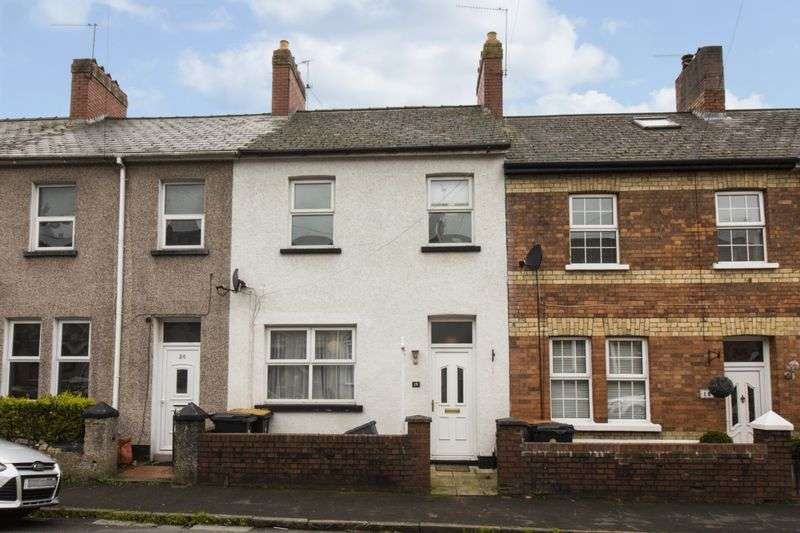 3 Bedrooms Terraced House for sale in Annesley Road, Newport