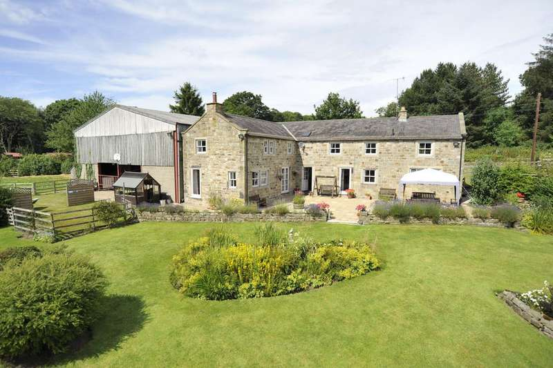 4 Bedrooms Barn Conversion Character Property for sale in Nidd Lane, Birstwith