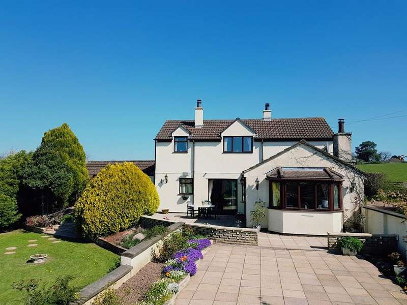2 Bedrooms Cottage House for sale in Rural spot in Butcombe
