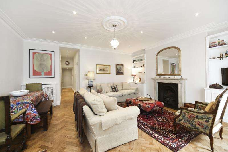 2 Bedrooms Flat for sale in Leinster Square, London, Notting Hill, London, W2