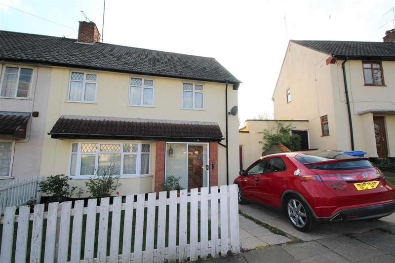 3 Bedrooms House for sale in South West Ipswich, Glamorgan Road - IP2