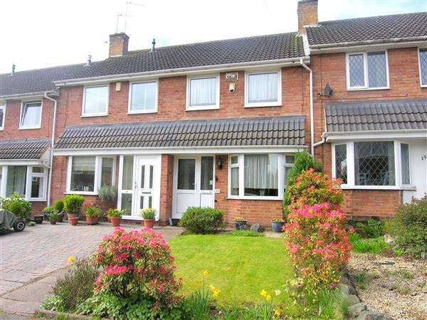 2 Bedrooms Terraced House for sale in Manor House Lane, Water Orton