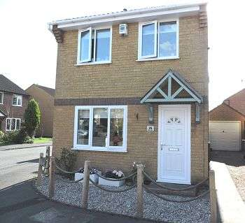 3 Bedrooms Detached House for sale in Roman Drive, Nottingham, NG6 0NX