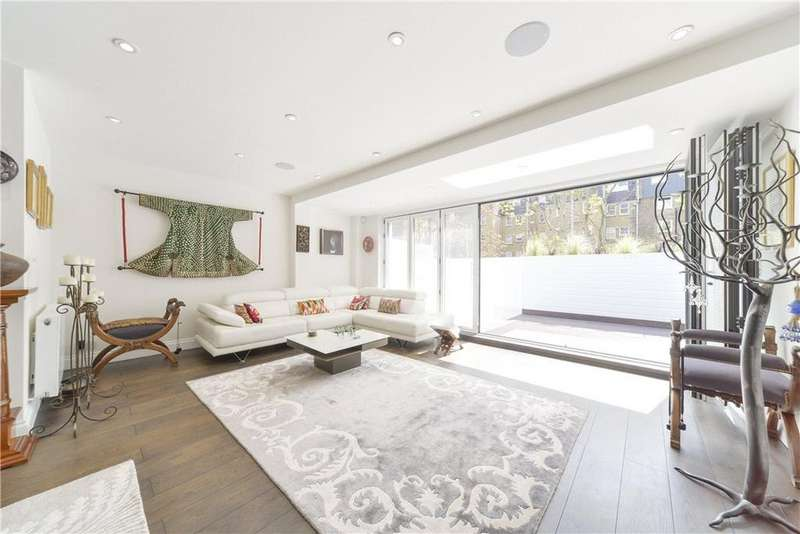 3 Bedrooms Terraced House for sale in Logan Place, Kensington, London, W8