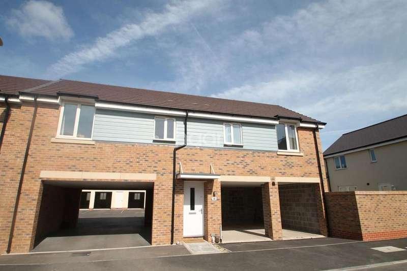 2 Bedrooms Semi Detached House for sale in Nimbus Road, Weston-super-Mare