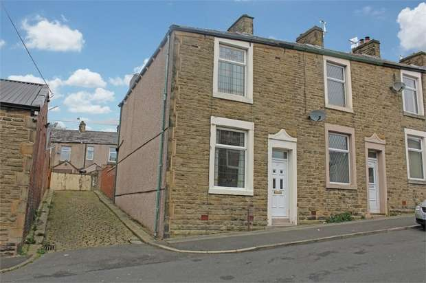 2 Bedrooms End Of Terrace House for sale in St Lawrence Street, Great Harwood, Blackburn, Lancashire