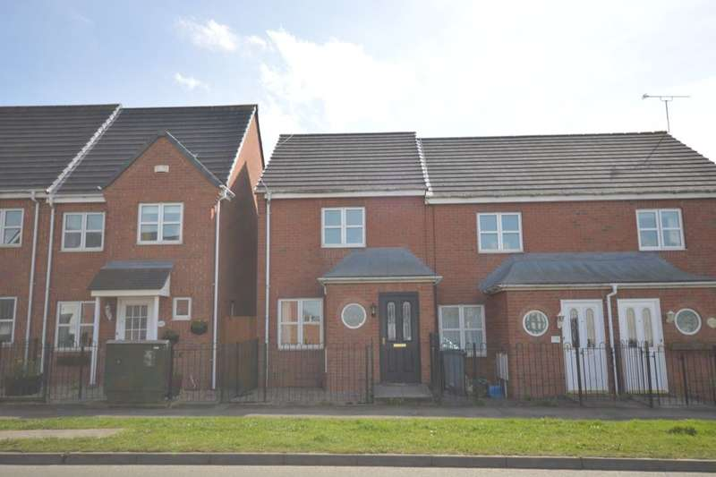 2 Bedrooms Property for sale in Waterworks Road, Coalville, LE67