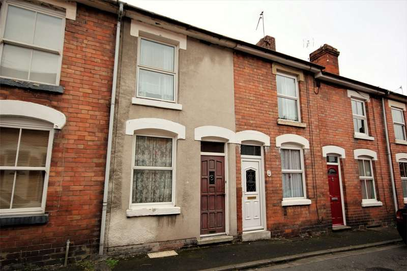 2 Bedrooms Terraced House for sale in Perdiswell Street, Northwick, Worcester