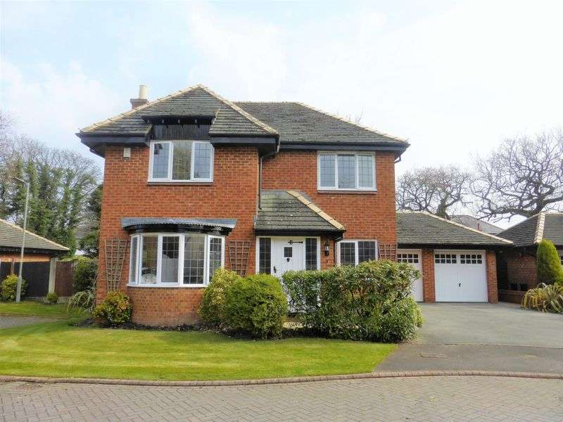 4 Bedrooms Detached House for sale in Brandwood, Penwortham, Preston