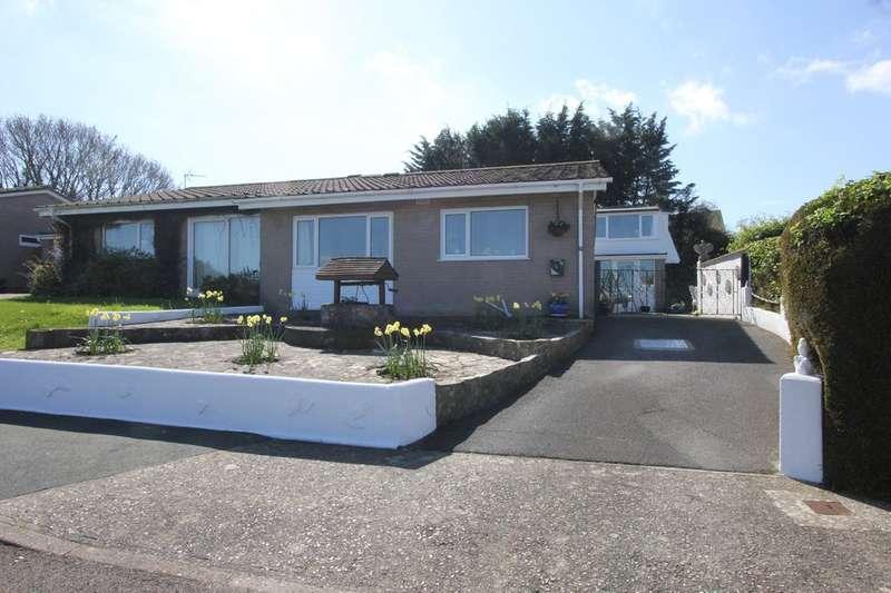 2 Bedrooms Semi Detached Bungalow for sale in Summercourt Way, Brixham
