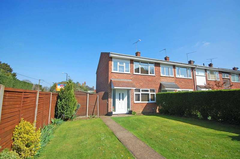 3 Bedrooms Semi Detached House for sale in Hance Lane, Rayne, Braintree, CM77