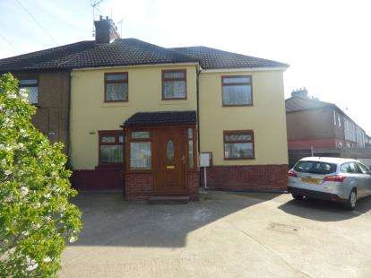 4 Bedrooms Semi Detached House for sale in Tallants Road, Coventry, West Midlands