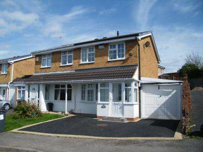 2 Bedrooms Semi Detached House for sale in Willmore Grove, Birmingham, West Midlands