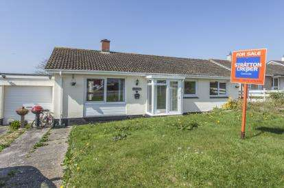 3 Bedrooms Bungalow for sale in Probus, Truro, Cornwall