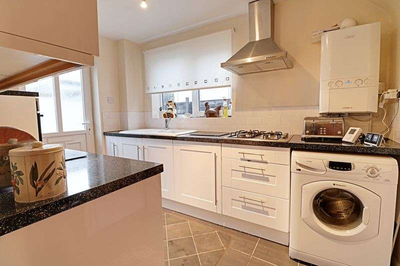 2 Bedrooms Detached House for sale in Baldwin Avenue, Scunthorpe