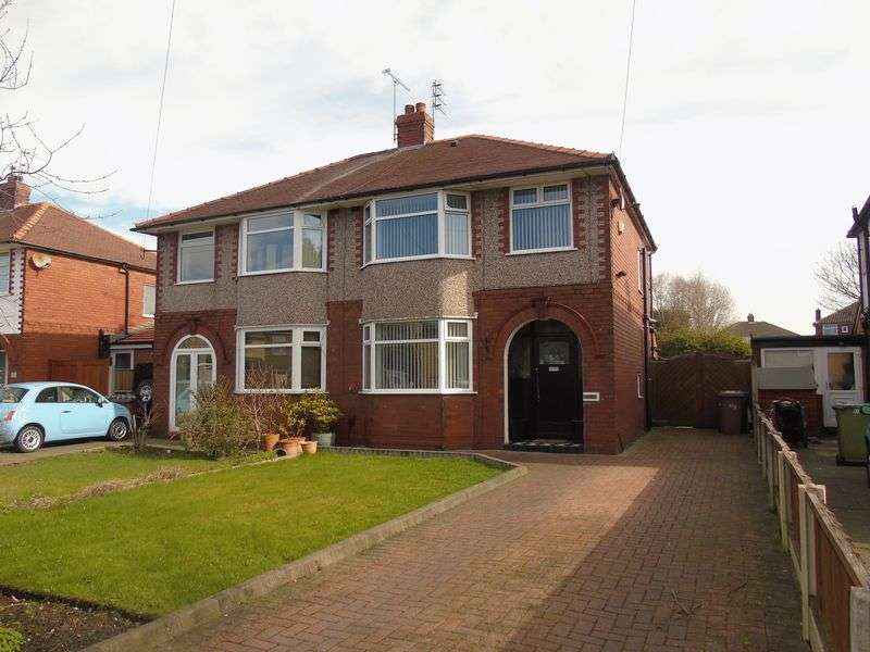 3 Bedrooms Semi Detached House for sale in Old Lane, Prescot