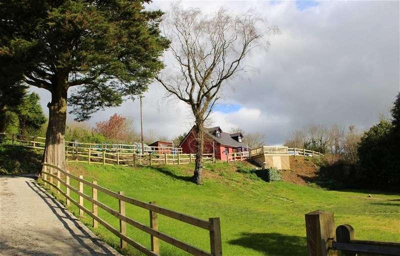3 Bedrooms Detached House for sale in Bastleford Road, Rosemarket, Milford Haven