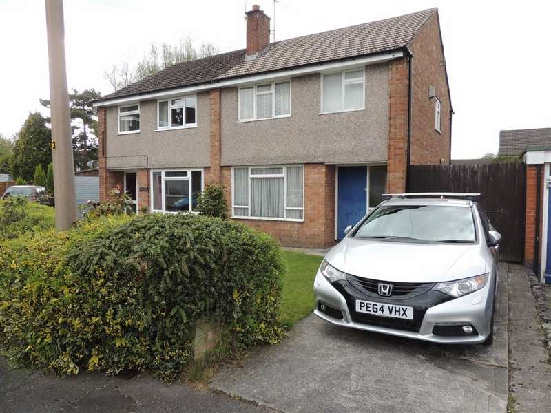 3 Bedrooms Property for sale in Dunster Close, Hazel Grove, Stockport