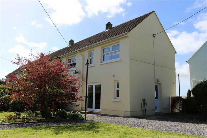 3 Bedrooms Property for sale in Fishguard Road, Haverfordwest