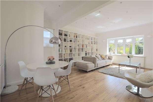 3 Bedrooms Semi Detached House for sale in Cramptons Road, SEVENOAKS, Kent, TN14 5DR