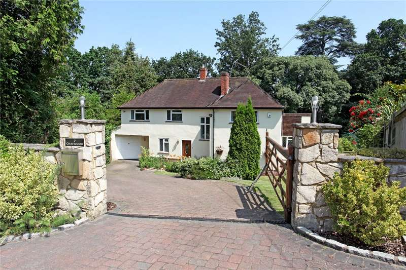 4 Bedrooms Detached House for sale in Pelling Hill, Old Windsor, Berkshire, SL4