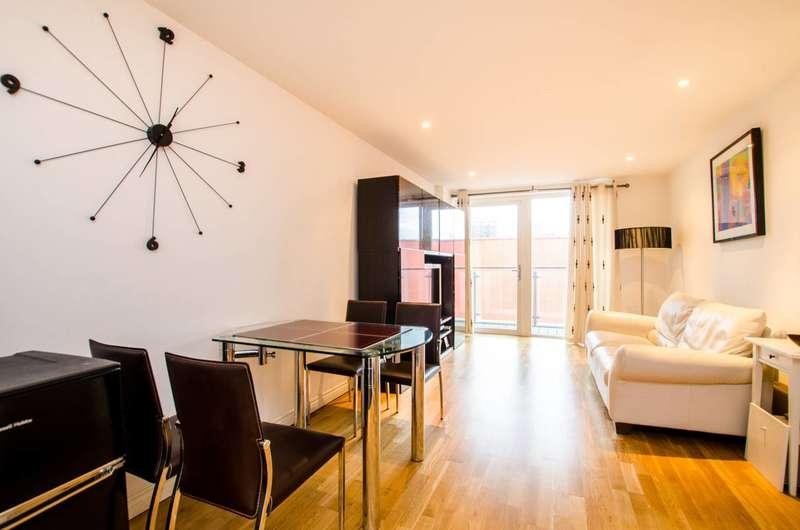 2 Bedrooms Flat for sale in Battersea Park Road, Nine Elms, SW8
