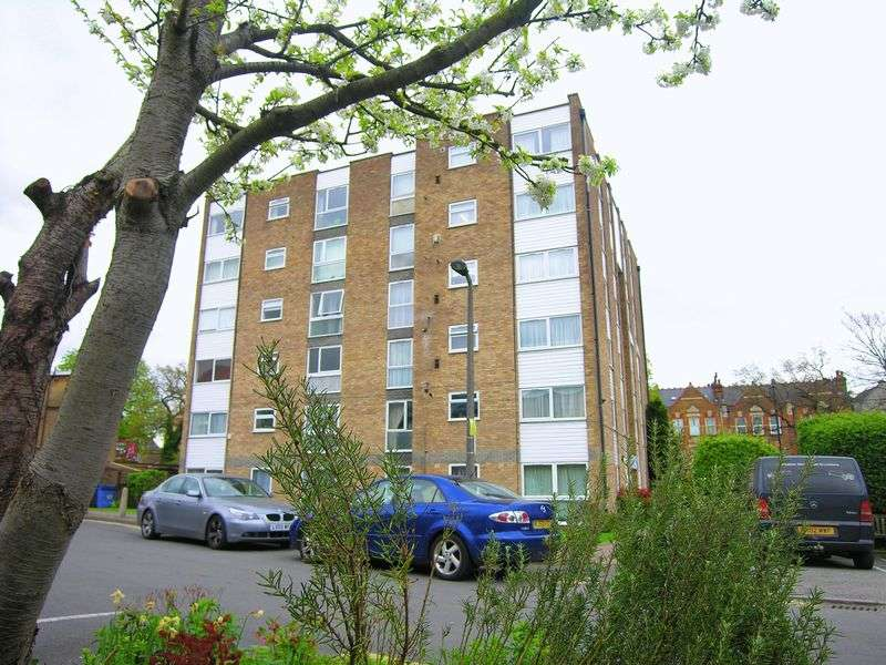 2 Bedrooms Flat for sale in Palmers Green, N13