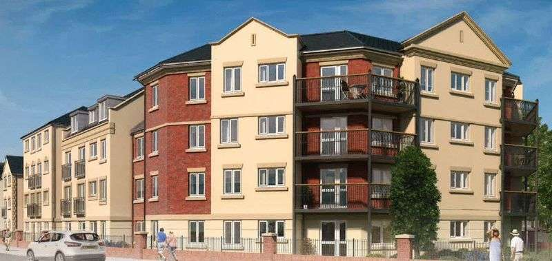 1 Bedroom Retirement Property for sale in Orpington, Atkins Lodge