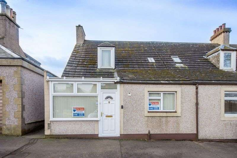 3 Bedrooms Semi Detached House for sale in Chamberfield Road, Dunfermline