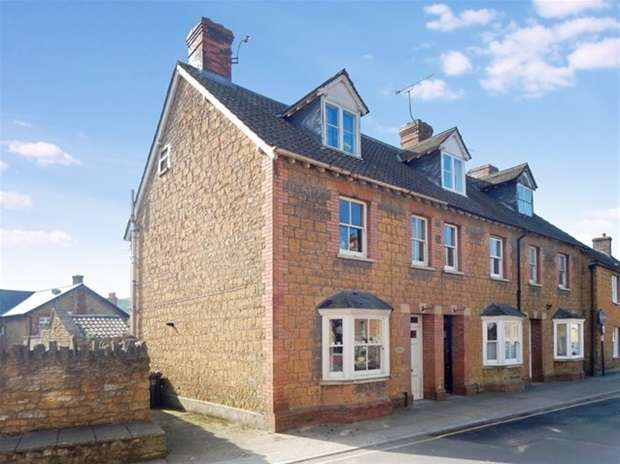 3 Bedrooms Terraced House for sale in Woodcock Street, Castle Cary