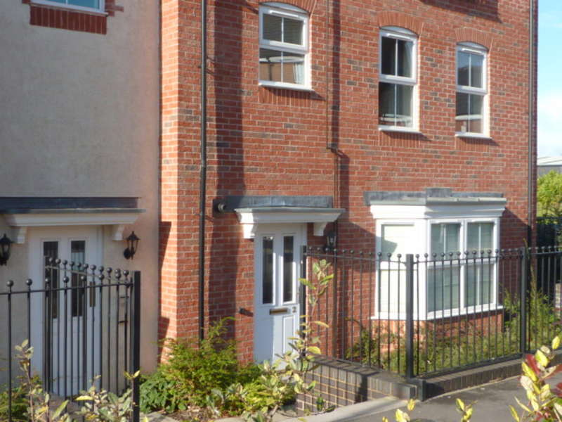 2 Bedrooms Apartment Flat for sale in Archers Walk, Trent vale