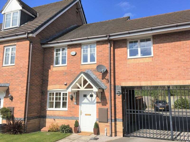 2 Bedrooms House for sale in Chariot Drive, Wrexham