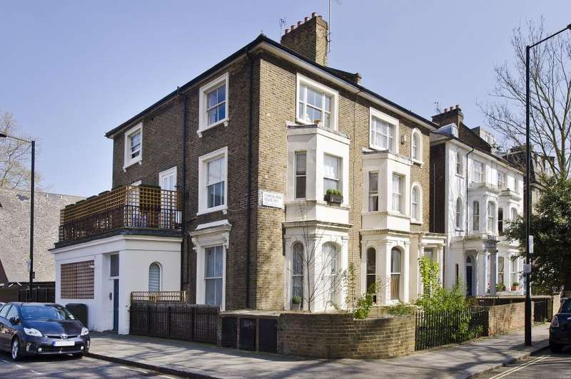 2 Bedrooms Flat for sale in Tavistock Road, Notting Hill W11