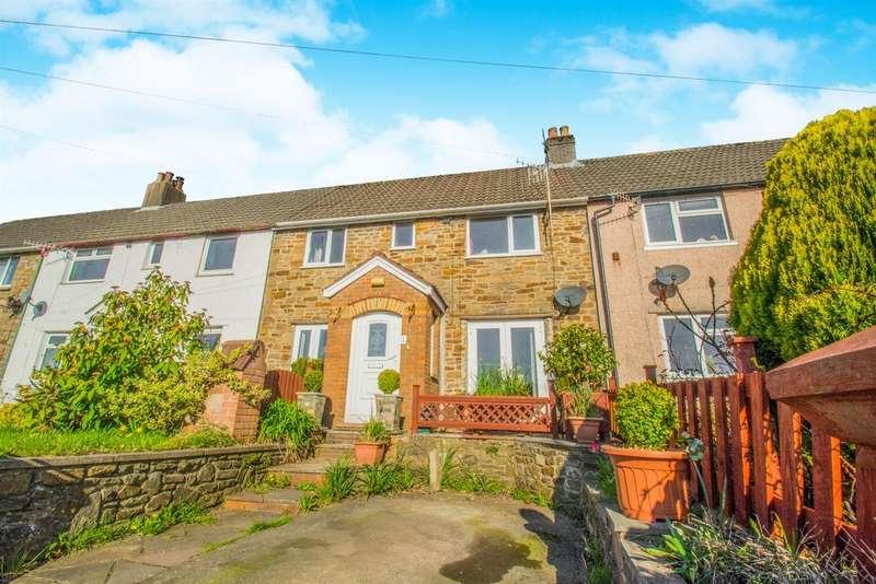 2 Bedrooms Terraced House for sale in Brynderi Terrace, Newbridge, Newport
