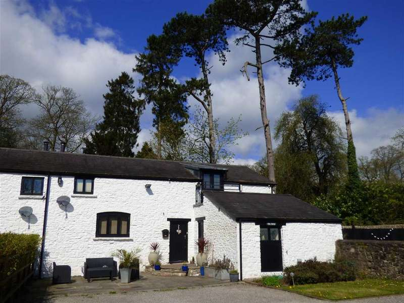 3 Bedrooms End Of Terrace House for sale in The Dairy, Home Farm, Mathern, Chepstow