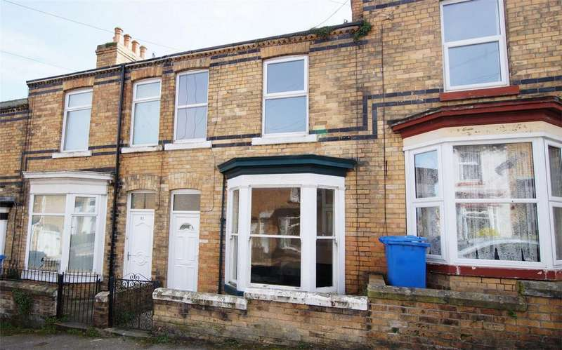 2 Bedrooms Terraced House for sale in Highfield, Scarborough