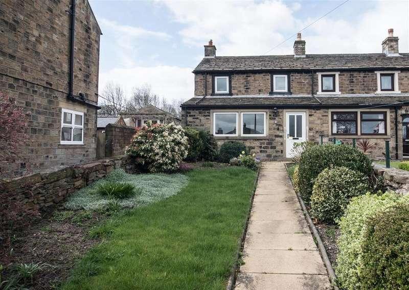 2 Bedrooms Cottage House for sale in Strike Lane, Skelmanthorpe, Huddersfield, HD8 0AY
