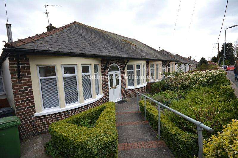 2 Bedrooms Semi Detached House for sale in Whitehall Parade, Rumney, Cardiff, Cardiff. CF3