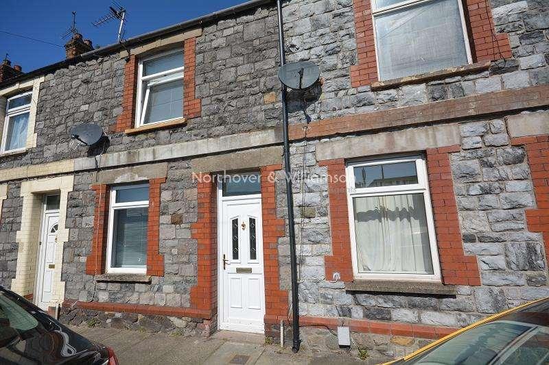 2 Bedrooms Terraced House for sale in Sanquhar Street, Splott, Cardiff, Cardiff. CF24