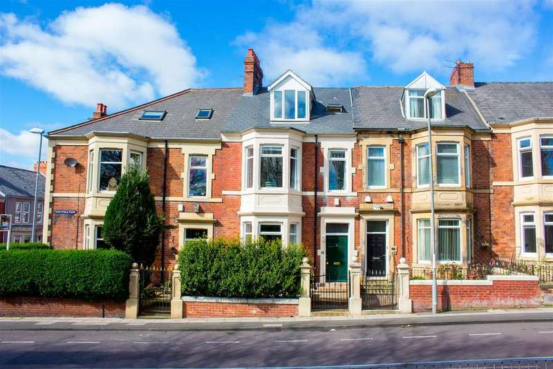 5 Bedrooms Terraced House for sale in Saltwell View, Gateshead