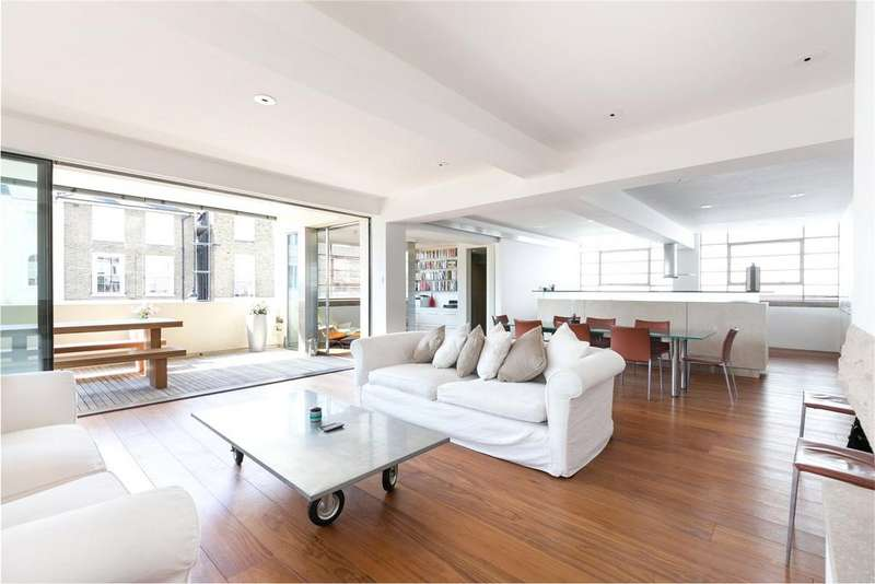 2 Bedrooms Flat for rent in Mica House, Barnsbury Square, London