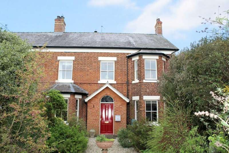 6 Bedrooms Semi Detached House for sale in Alkington Road, Whitchurch